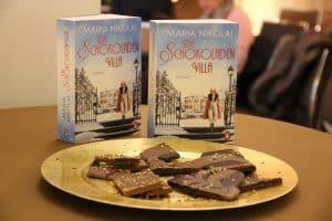 Lesung Die Schokoladenvilla - Schokoladenmuseum in Köln