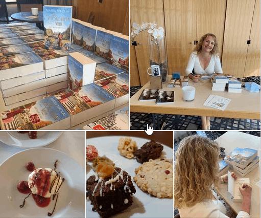 meet & greet mit maria nikolai - schokoladenvillatag-im-neuberths-am-see